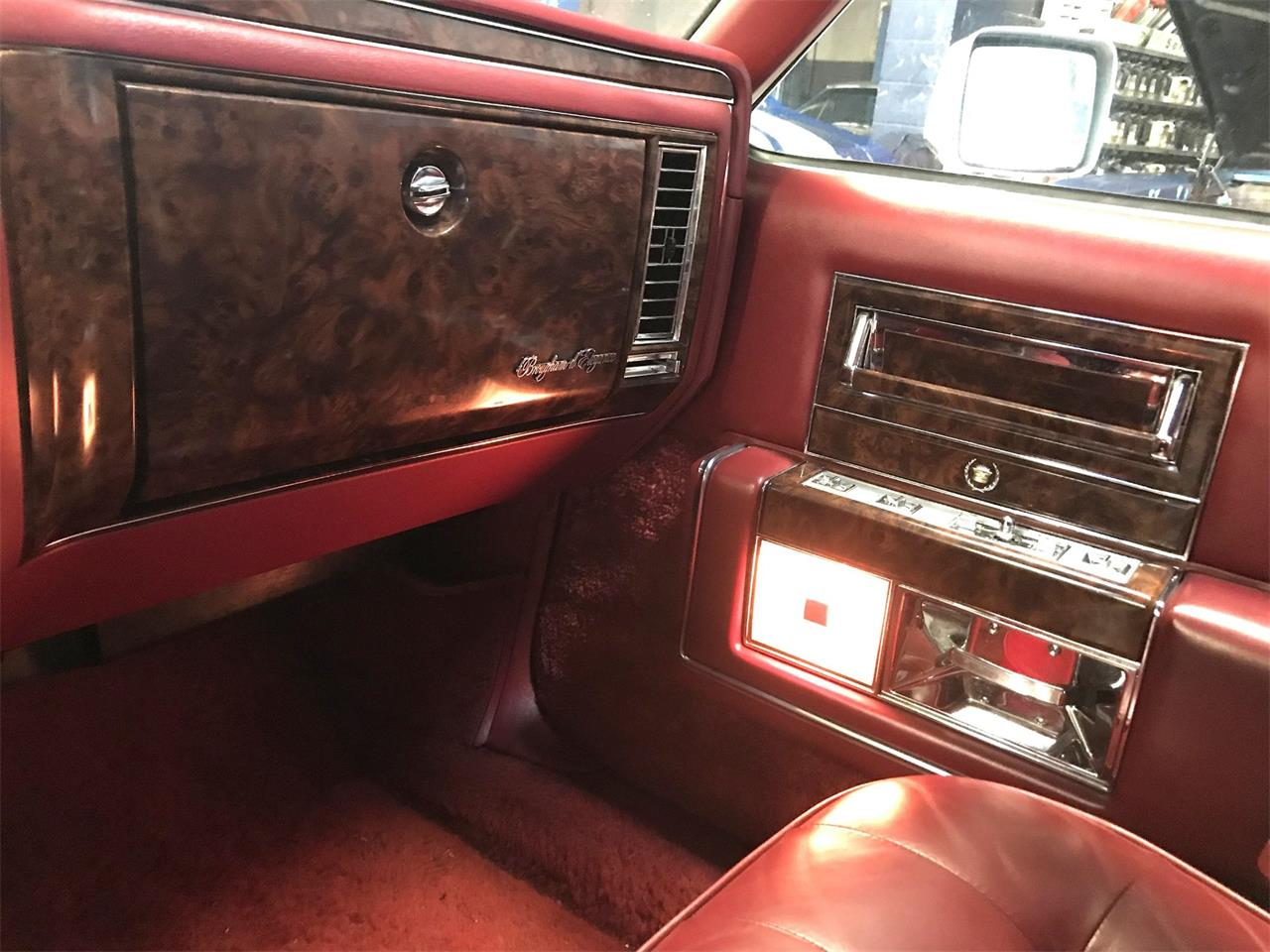 1991 Cadillac Brougham (CC-1244182) for sale in Stratford, New Jersey