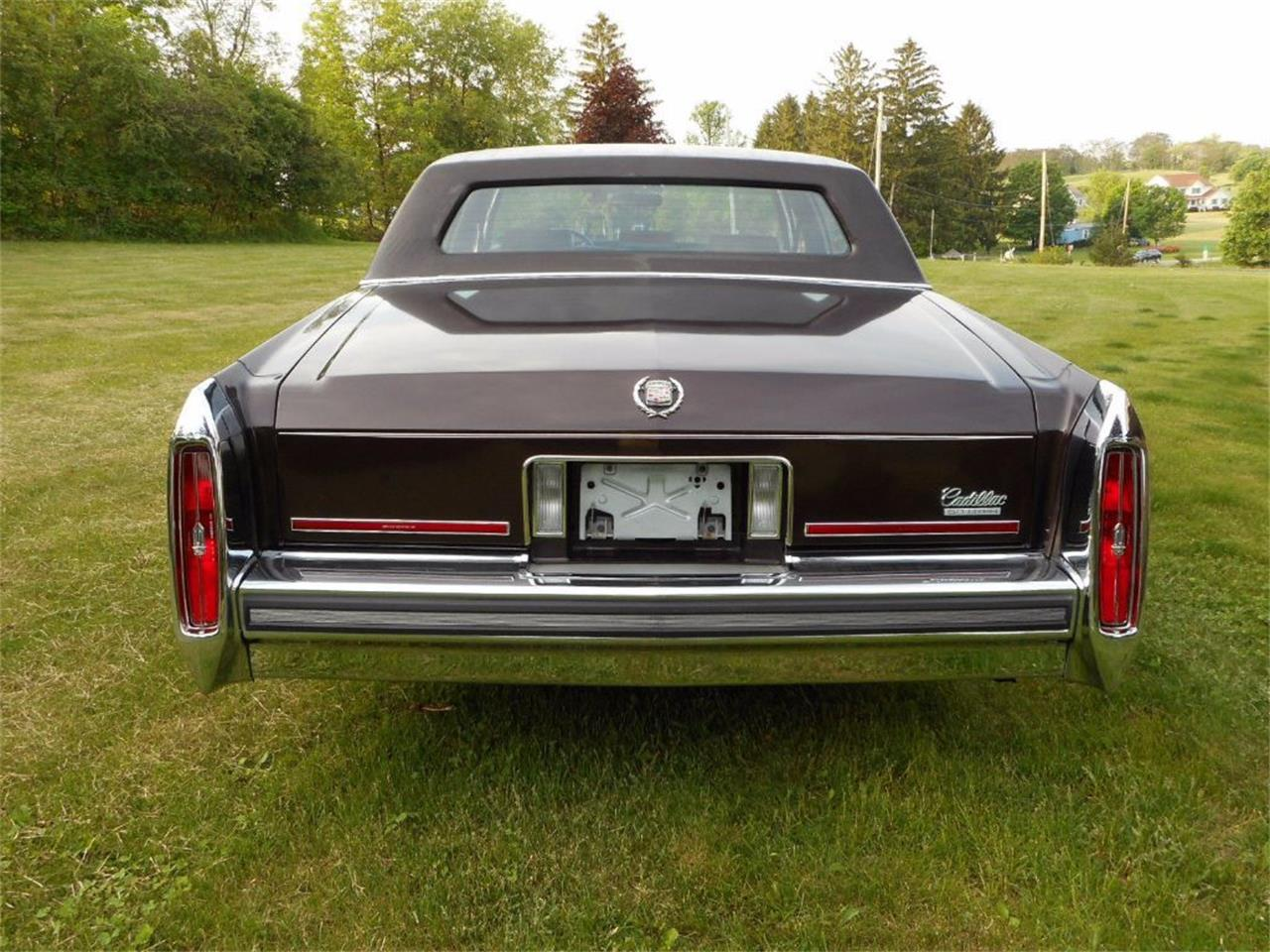 1987 Cadillac Brougham (CC-1244188) for sale in Stratford, New Jersey