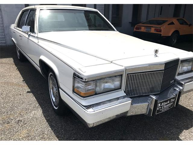 1990 Cadillac Brougham (CC-1244189) for sale in Stratford, New Jersey
