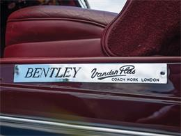 1936 Bentley 4-1/4 Litre (CC-1244213) for sale in Monterey, California