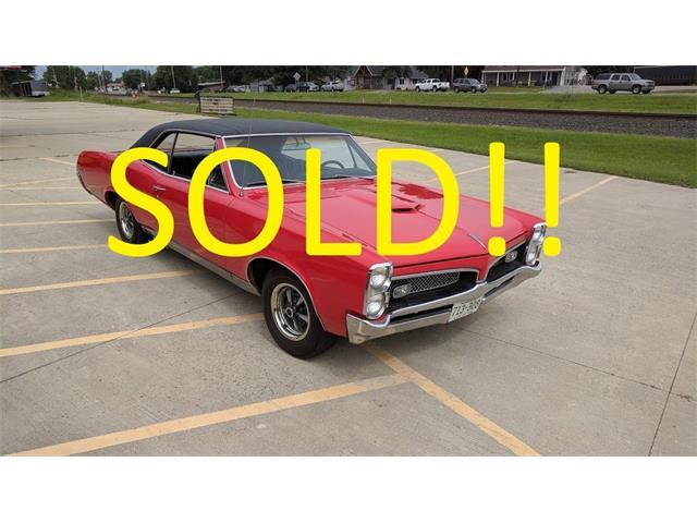 1967 Pontiac GTO (CC-1244225) for sale in Annandale, Minnesota