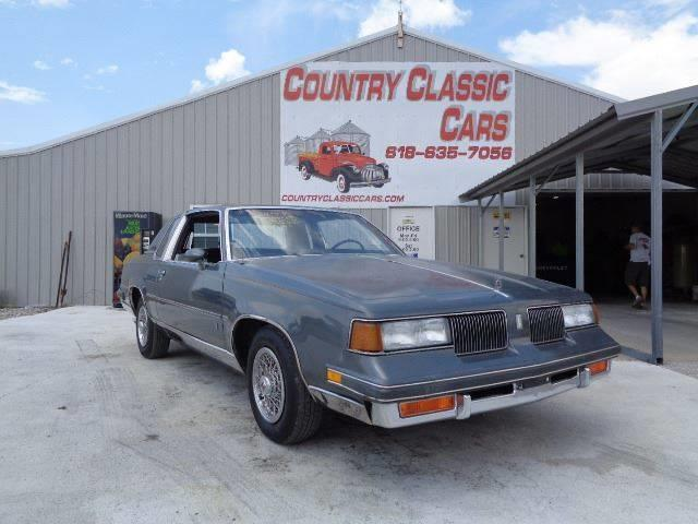 1988 Oldsmobile Cutlass Supreme (CC-1244235) for sale in Staunton, Illinois