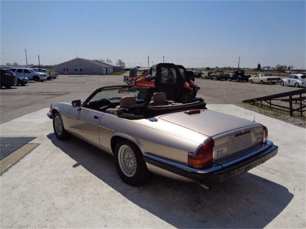 1991 Jaguar XJS (CC-1244236) for sale in Staunton, Illinois