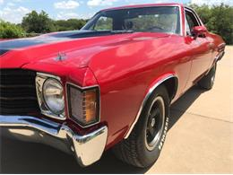 1972 Chevrolet El Camino (CC-1244288) for sale in Cadillac, Michigan