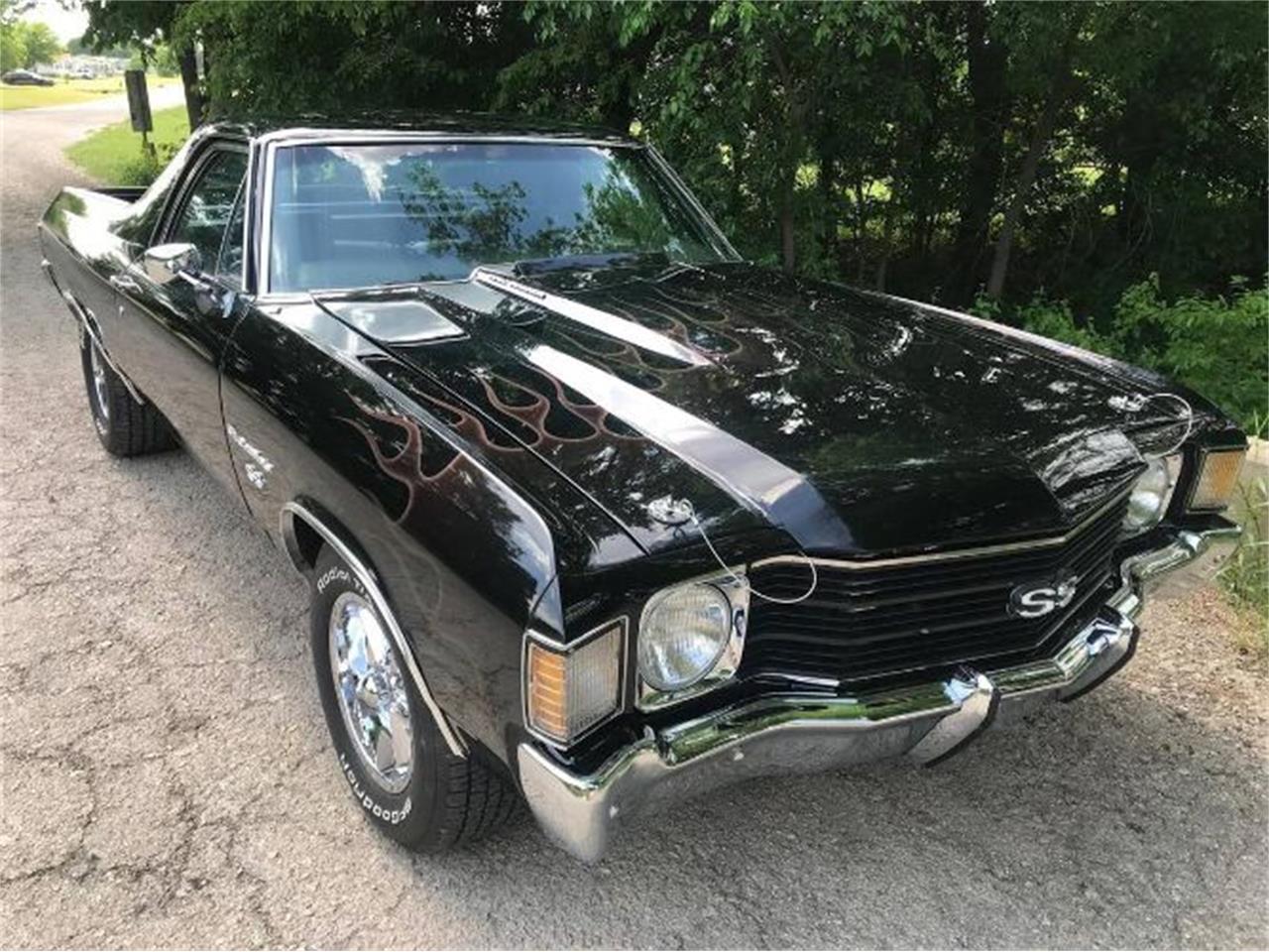 1972 Chevrolet El Camino (CC-1244291) for sale in Cadillac, Michigan