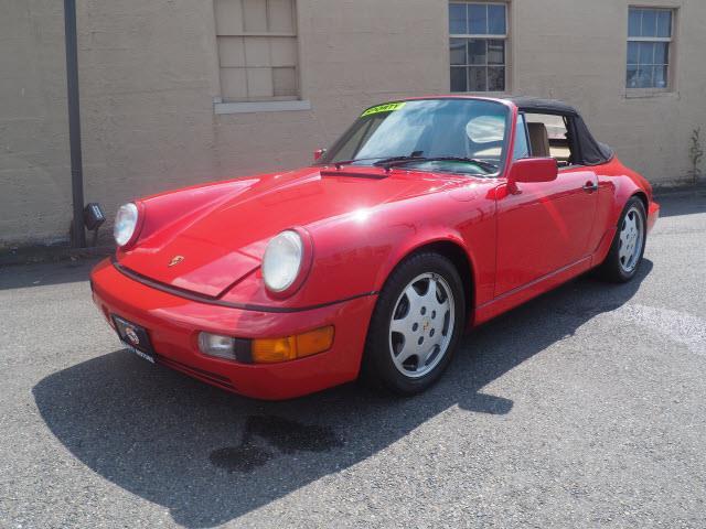 1991 Porsche 911 (CC-1244367) for sale in Tacoma, Washington