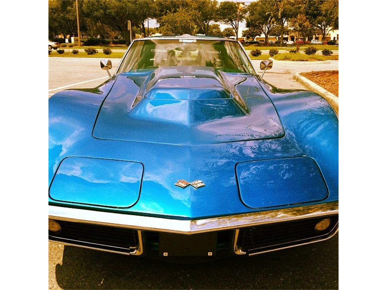 1968 Chevrolet Corvette (CC-1244384) for sale in St Petersburg, Florida