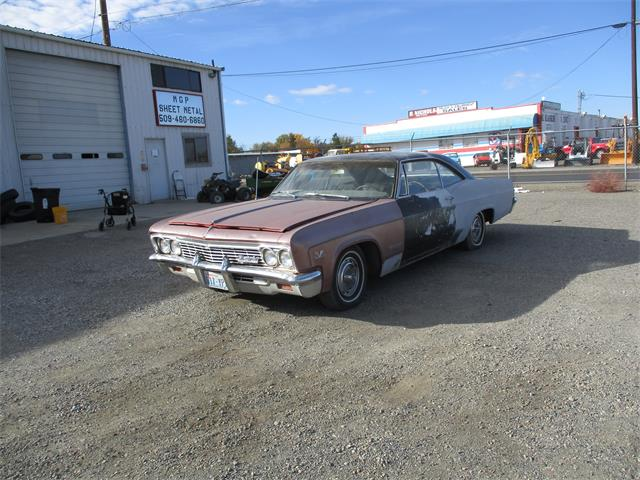 1966 Chevrolet Impala SS (CC-1244386) for sale in Kennewick, Washington