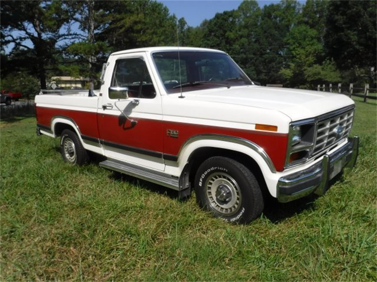 1986 Ford F150 For Sale Classiccars Com Cc 1244398