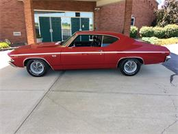 1969 Chevrolet Chevelle (CC-1244411) for sale in Greenville, Ohio