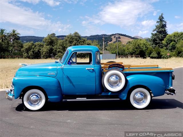 1954 Chevrolet 3100 (CC-1244414) for sale in Sonoma, California