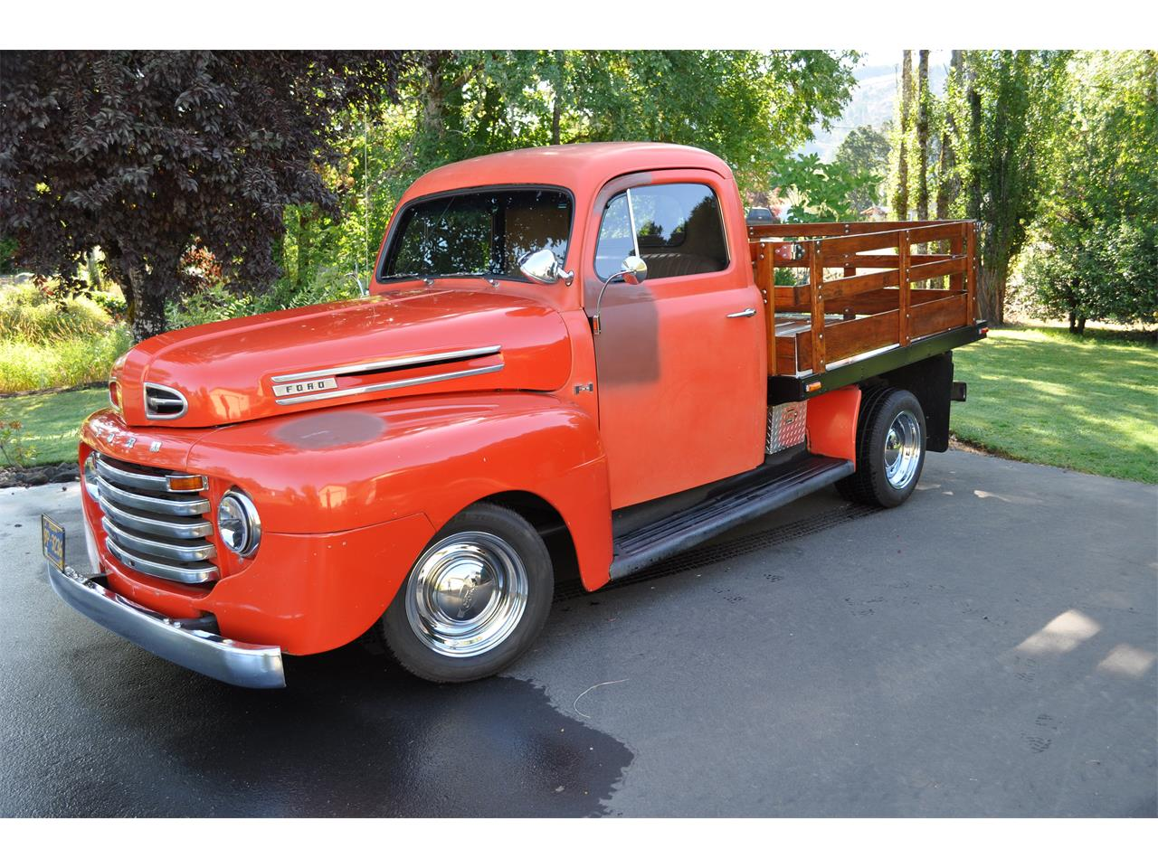 1949 Ford F1 (CC-1244418) for sale in SPRINGFIELD, Oregon