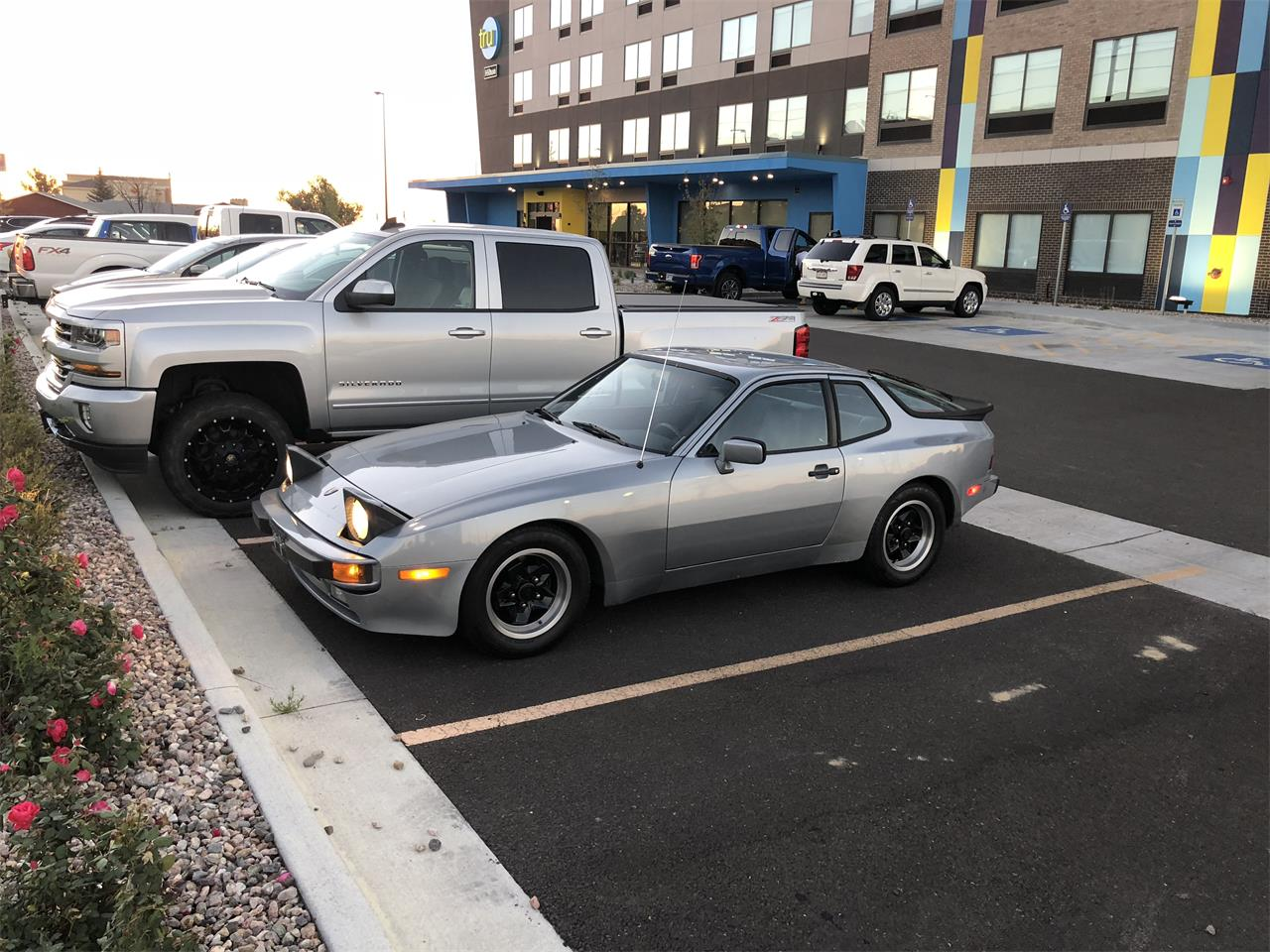 1984 Porsche 944 (CC-1244421) for sale in Lincoln, Nebraska