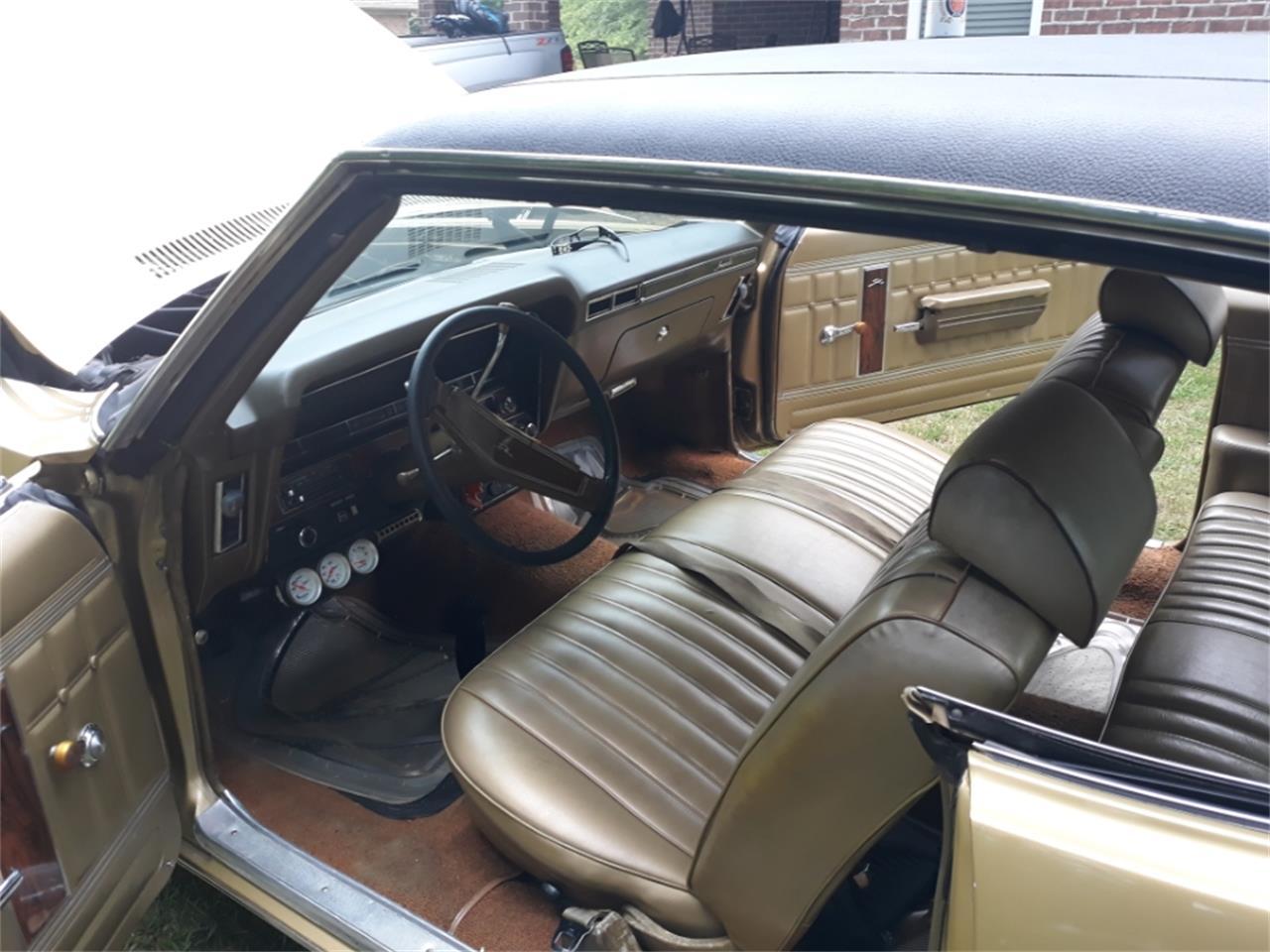 1970 Chevrolet Impala (CC-1244422) for sale in Tuscaloosa, Alabama