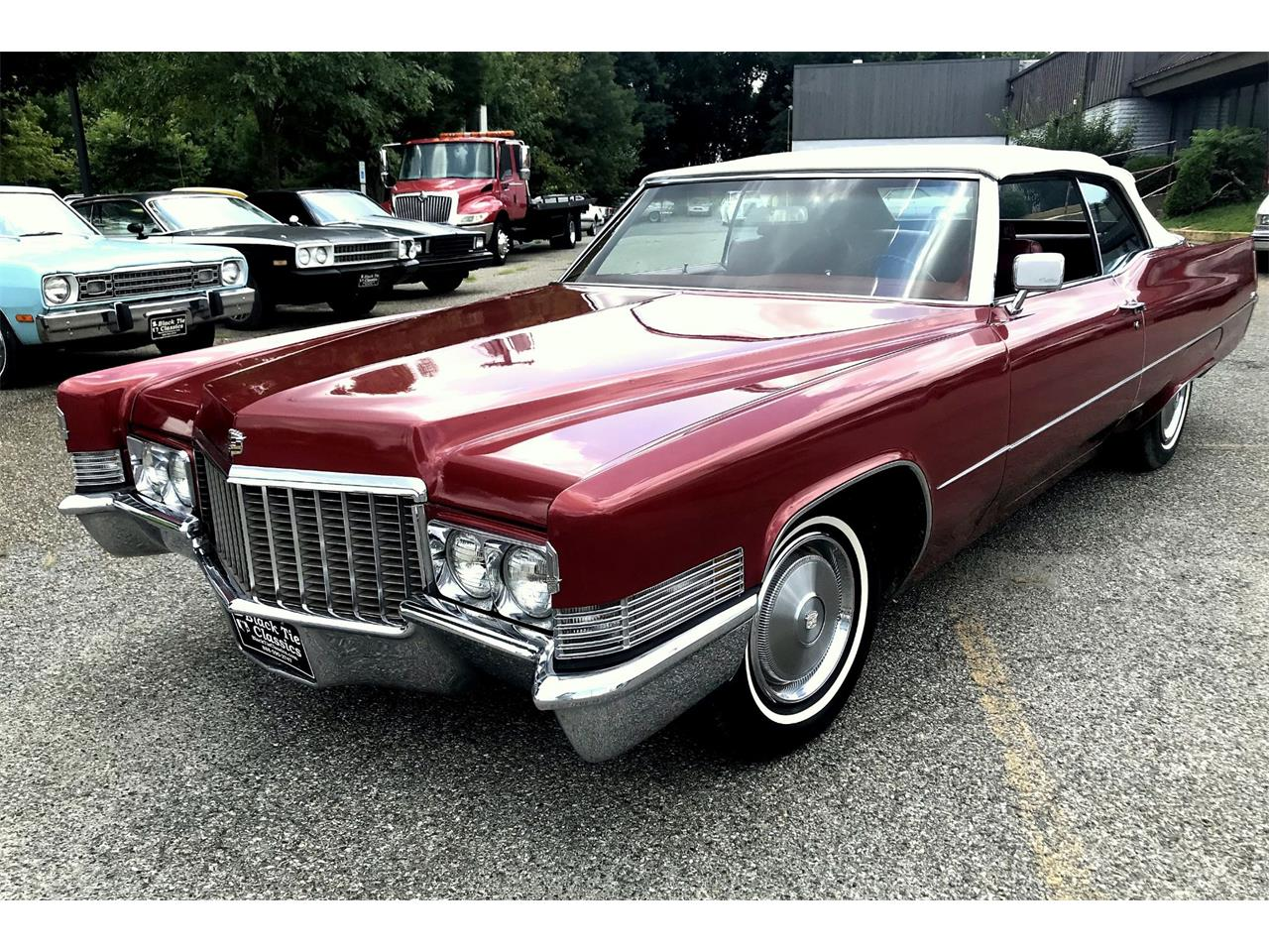 1970 Cadillac DeVille (CC-1244429) for sale in Stratford, New Jersey