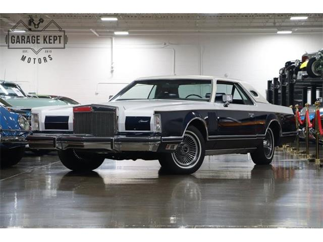 1979 Lincoln Continental (CC-1244446) for sale in Grand Rapids, Michigan
