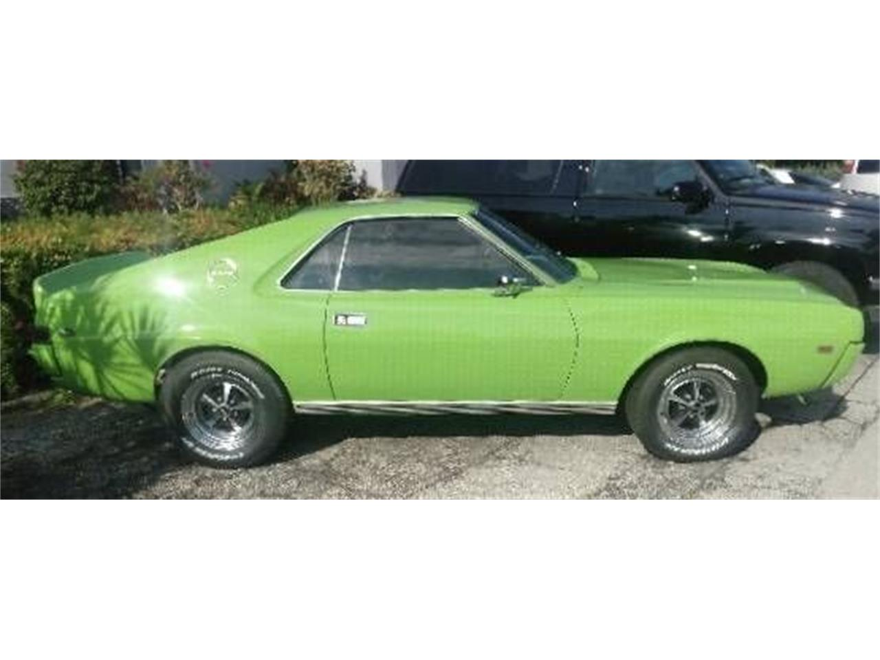 1969 AMC AMX (CC-1240447) for sale in Cadillac, Michigan