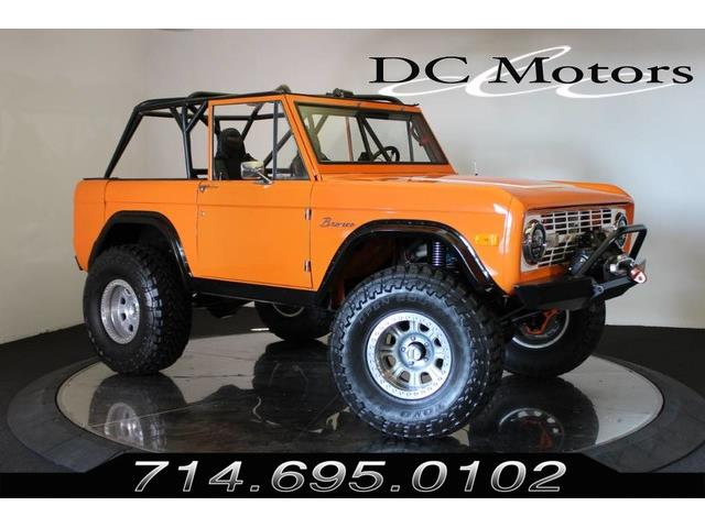 1973 Ford Bronco (CC-1244477) for sale in Anaheim, California