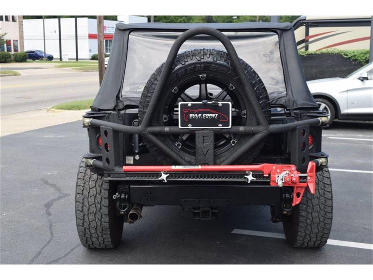 2011 Jeep Wrangler (CC-1244480) for sale in Biloxi, Mississippi