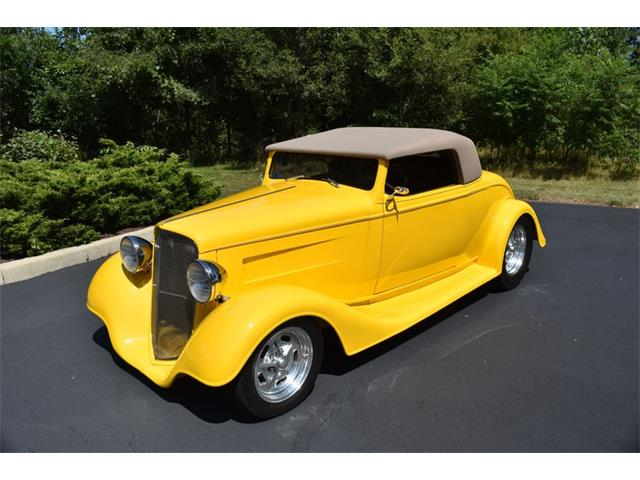 1934 Chevrolet Convertible (CC-1244499) for sale in Elkhart, Indiana