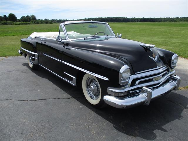 1954 Chrysler New Yorker (CC-1244529) for sale in Bedford Hts., Ohio