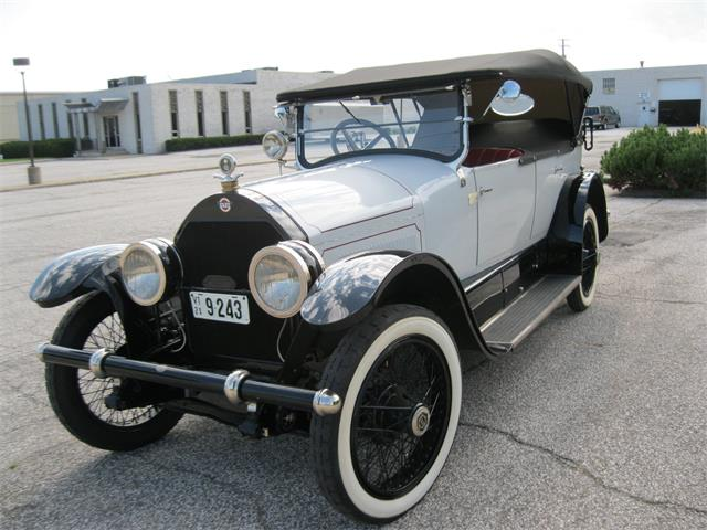 1921 Stutz Series K 6-7 Passenger Tourer (CC-1240455) for sale in Bedford Hts, Ohio