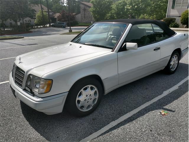 1994 Mercedes-Benz E320 (CC-1244555) for sale in Snellville, Georgia