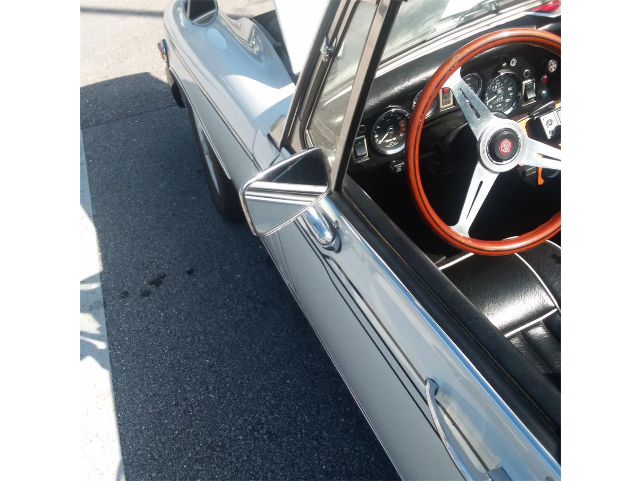 1977 MG Midget (CC-1244562) for sale in Palm Beach Gardens, Florida