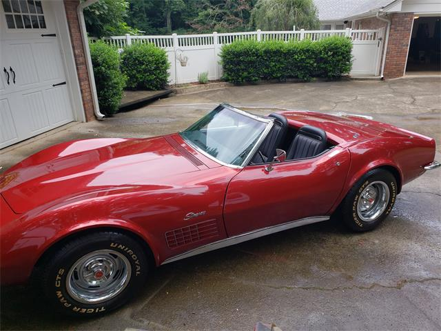 1971 Chevrolet Corvette (CC-1244565) for sale in CANTON, Georgia