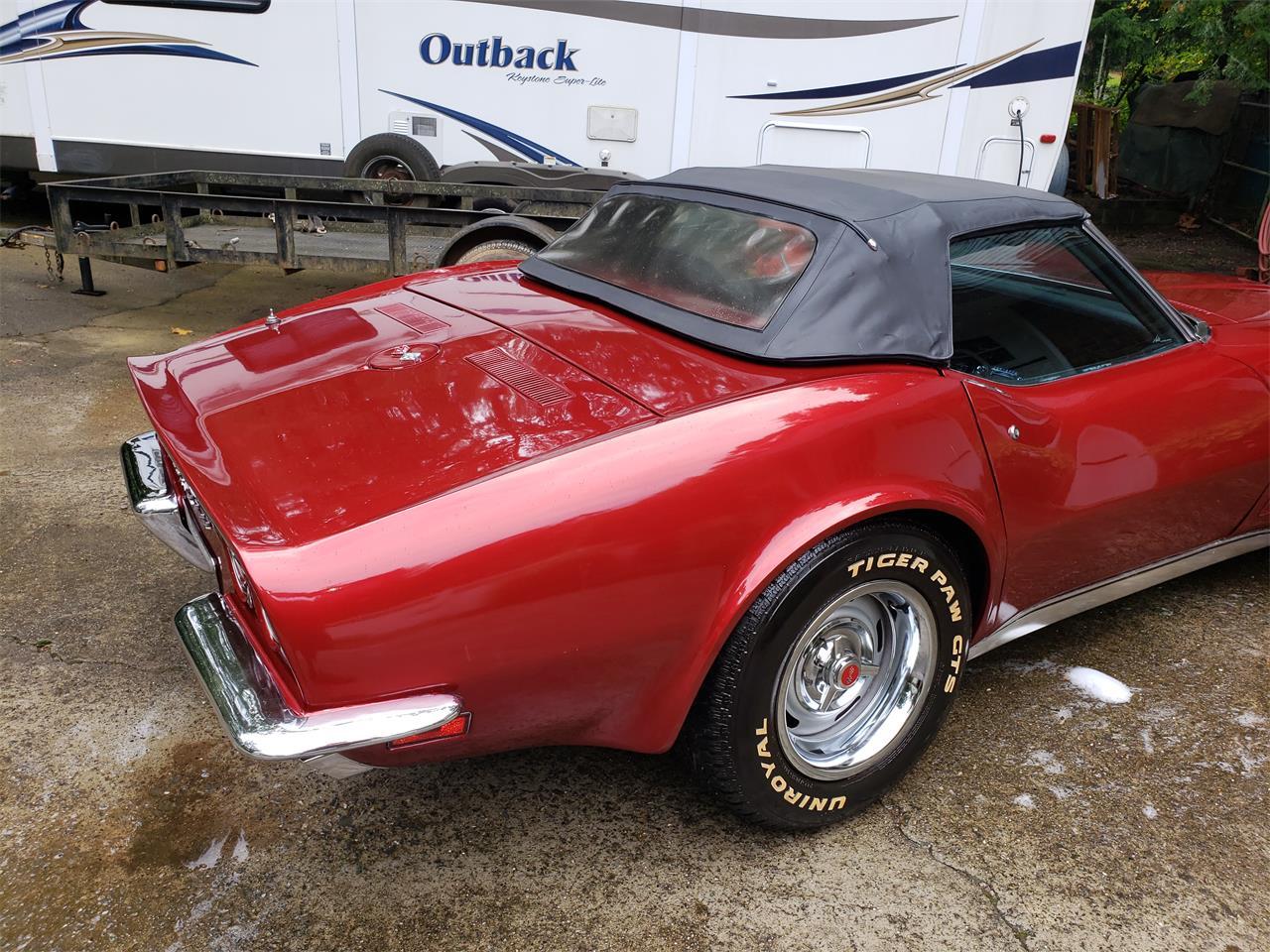 1971 Chevrolet Corvette (CC-1244565) for sale in CANTON, Georgia