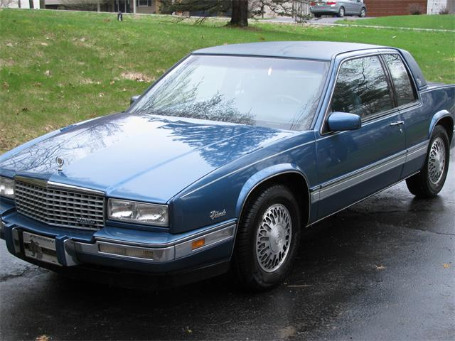 1988 Cadillac Eldorado (CC-1244577) for sale in Traverse City, Michigan