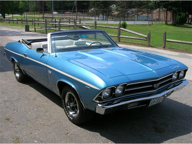 1969 Chevrolet Chevelle SS (CC-1244584) for sale in Nashua, New Hampshire