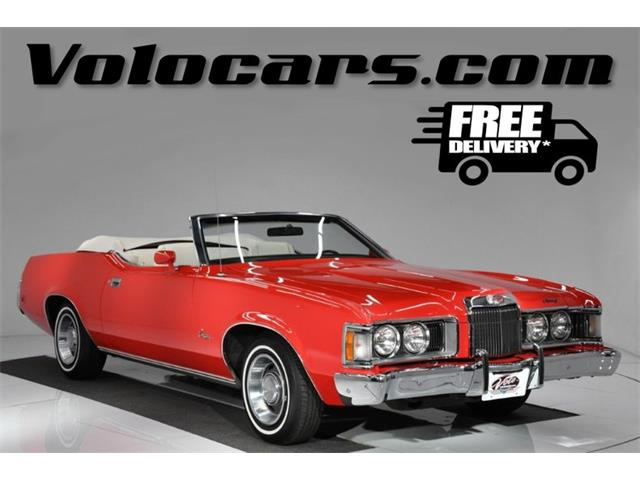 1973 Mercury Cougar (CC-1244597) for sale in Volo, Illinois