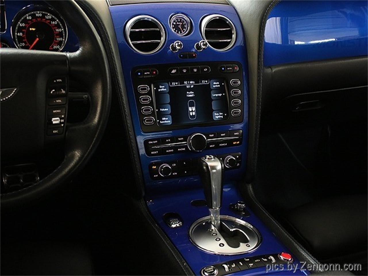 2005 Bentley Continental (CC-1244624) for sale in Addison, Illinois