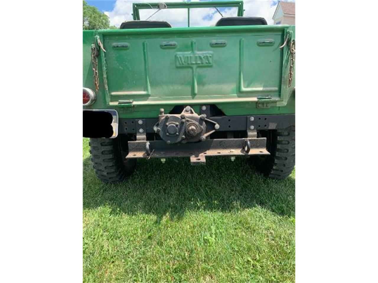 1948 Willys Jeep (CC-1244650) for sale in Cadillac, Michigan