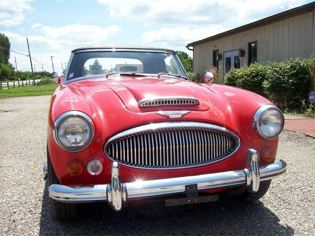 1967 Austin-Healey 3000 Mark III BJ8