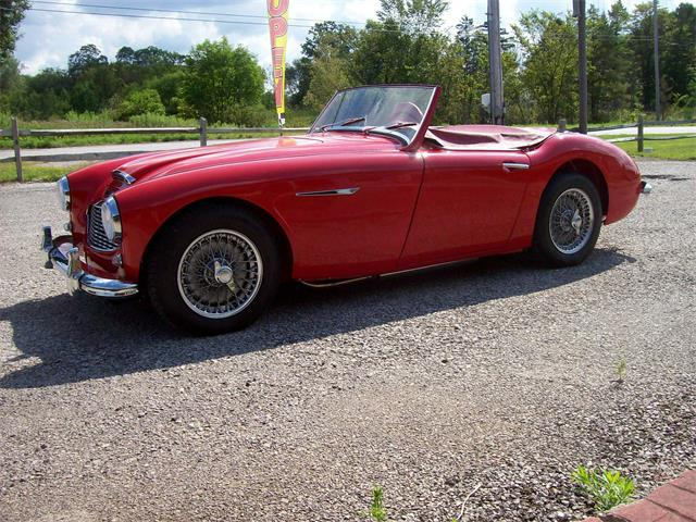 1959 Austin-Healey BN6 (CC-1244691) for sale in medina , Ohio