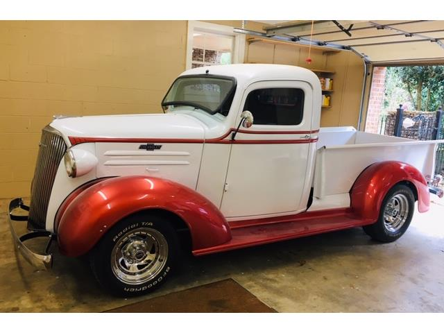 1937 Chevrolet 3-Window Pickup (CC-1244704) for sale in Montgomery, Alabama