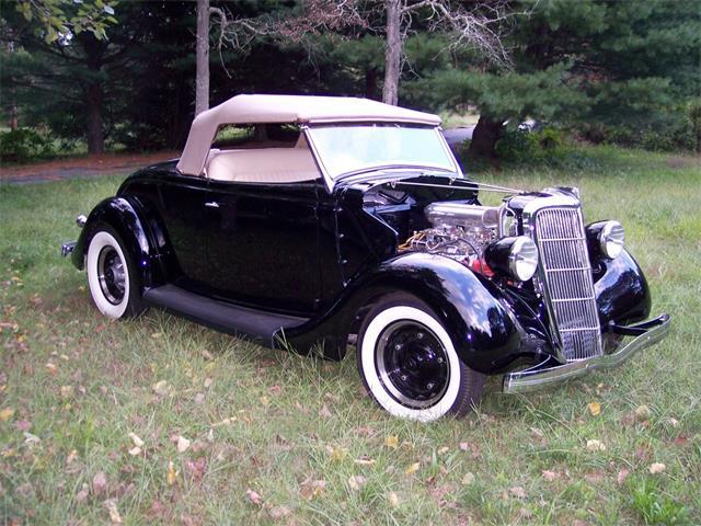 1935 Ford Roadster (CC-1244745) for sale in Seekonk, Massachusetts