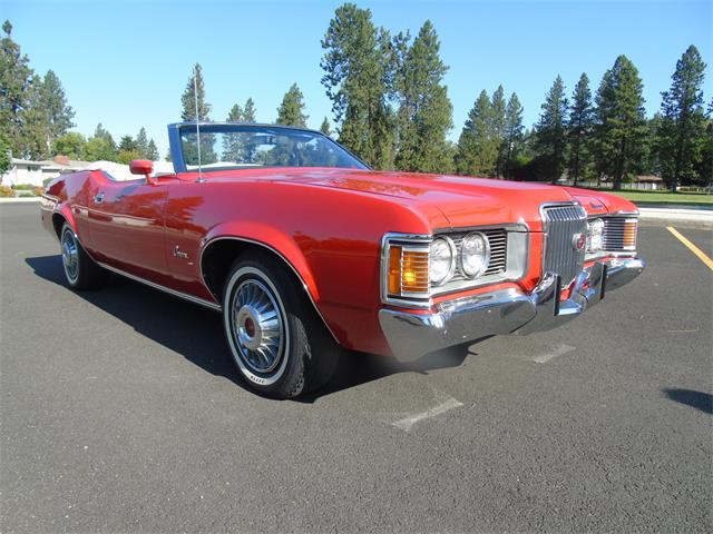 1972 Mercury Cougar XR7 (CC-1244758) for sale in Spokane, Washington