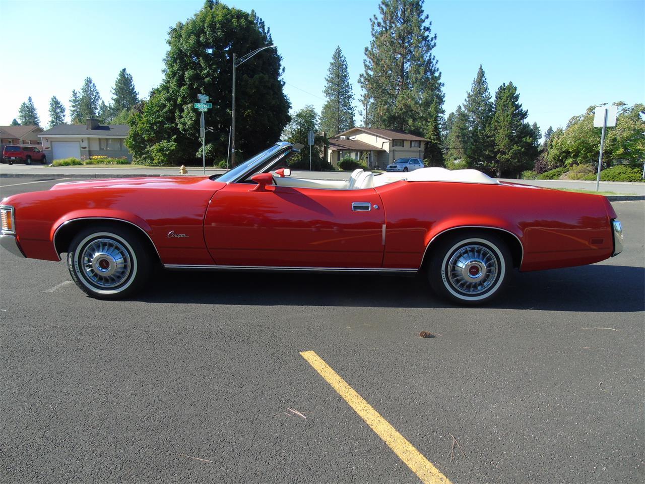 1972 Mercury Cougar XR7 (CC-1244758) for sale in Spokane, Washington