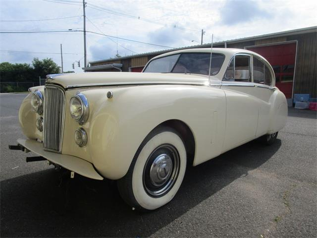 1953 Jaguar Mark VII (CC-1244759) for sale in Wallingford, Connecticut
