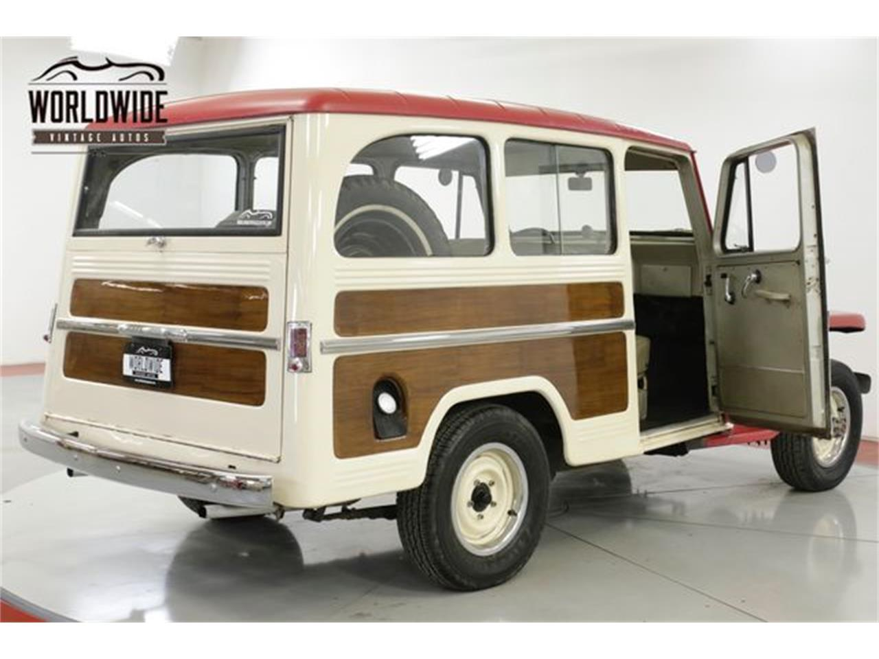 1962 Willys Wagoneer (CC-1244805) for sale in Denver , Colorado