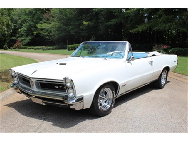 1965 Pontiac GTO (CC-1240482) for sale in Roswell, Georgia