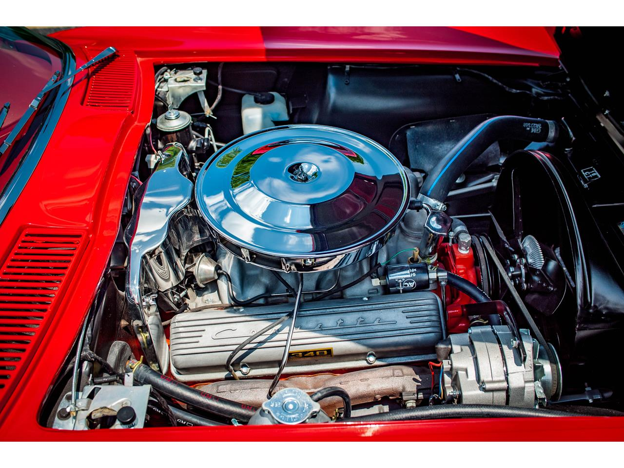 1963 Chevrolet Corvette (CC-1244829) for sale in O'Fallon, Illinois