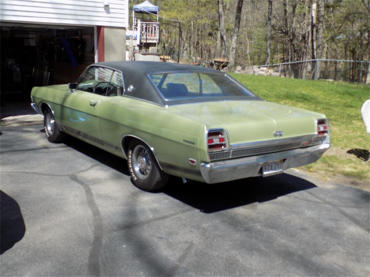 1969 Ford Torino (CC-1244830) for sale in West Pittston, Pennsylvania