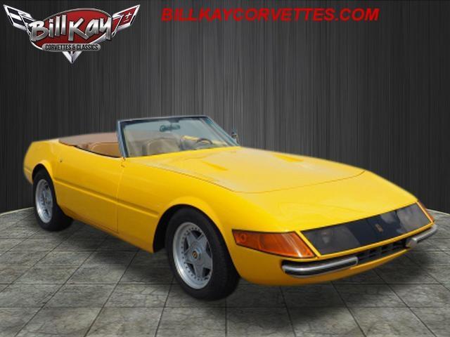 1973 Ferrari 365 GTB (CC-1244900) for sale in Downers Grove, Illinois