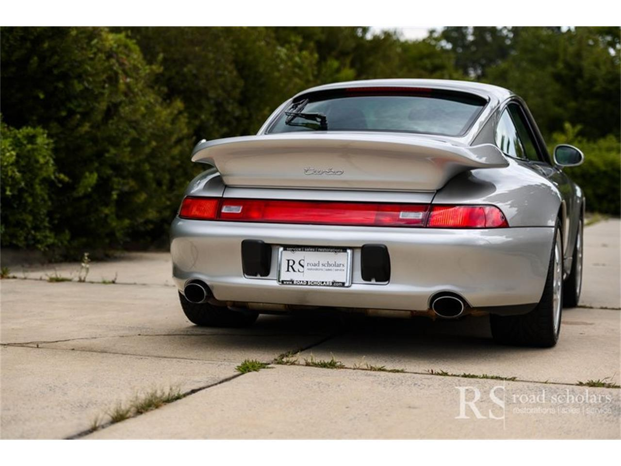 1997 Porsche 911 (CC-1244905) for sale in Raleigh, North Carolina