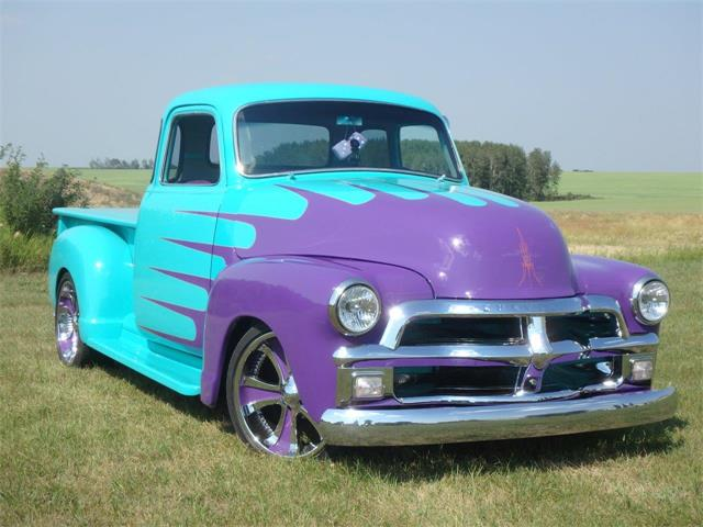 1954 Chevrolet Pickup (CC-1244928) for sale in Red Deer, Alberta
