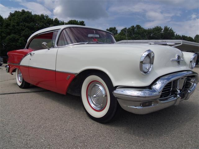 1956 Oldsmobile Holiday 88 (CC-1244943) for sale in Jefferson, Wisconsin